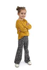 Annie do it yourself 93. Hose mit ausgestellten Beinen 122/140