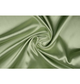 Poly Satin Old green
