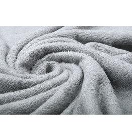 Oeko-Tex®  Bamboo Terry Cloth Grey