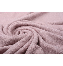 Oeko-Tex®  Bamboo Terry Cloth Old Pink NEW