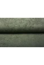 Oeko-Tex®  Bamboo Frottee Armeegrün