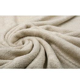 Oeko-Tex®  Bamboo Terry Cloth Beige