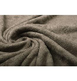 Oeko-Tex®  Bamboo Terry Cloth Taupe