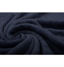 Oeko-Tex®  Bamboo Terry Cloth Navy Blue