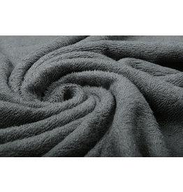 Oeko-Tex®  Bamboo Terry Cloth Antraciet
