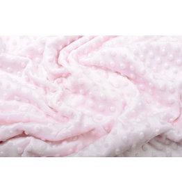 Minky Fleece Light pink
