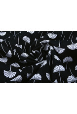 Stenzo 100% Digitaal Katoen Amarin Zwart Wit