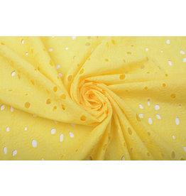 Embroidery Cotton Matunda Yellow