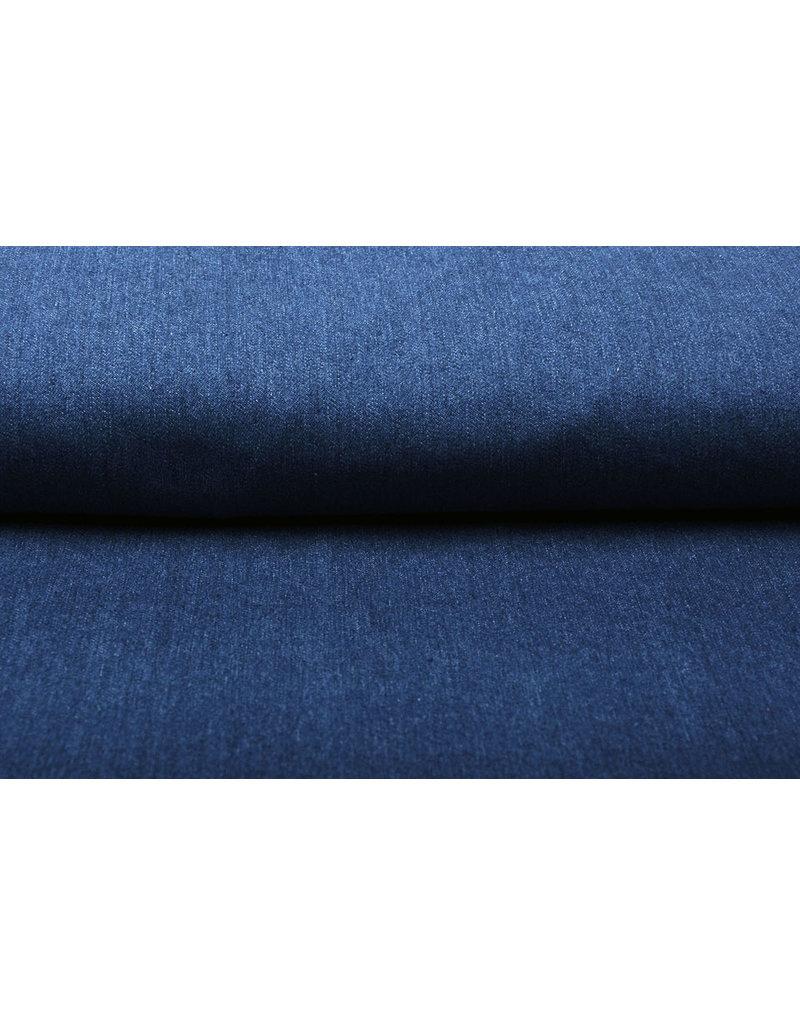 Jeans Stretch Mittelblau