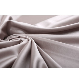 Charmeuse Futter Taupe
