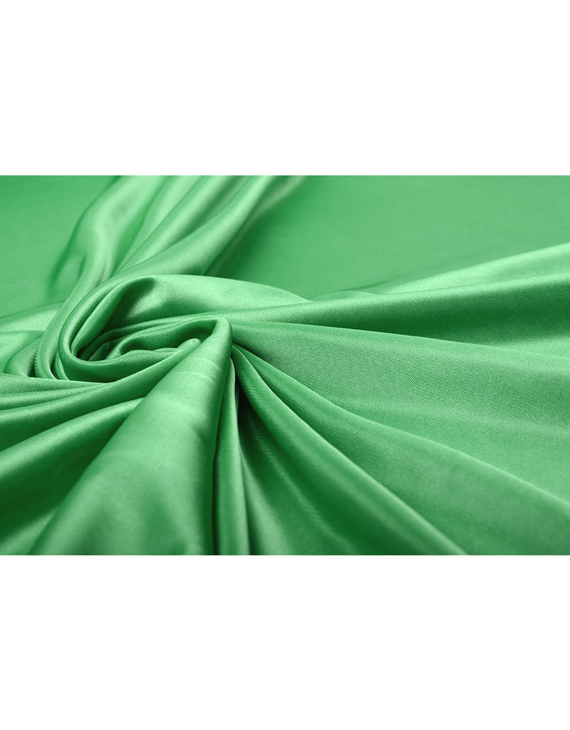 Charmeuse Voering Licht Groen