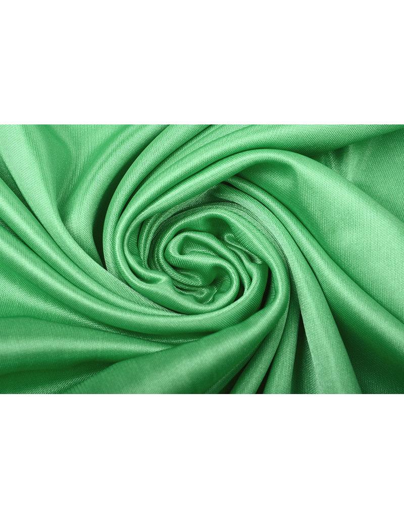 Charmeuse Futter Hellgrün