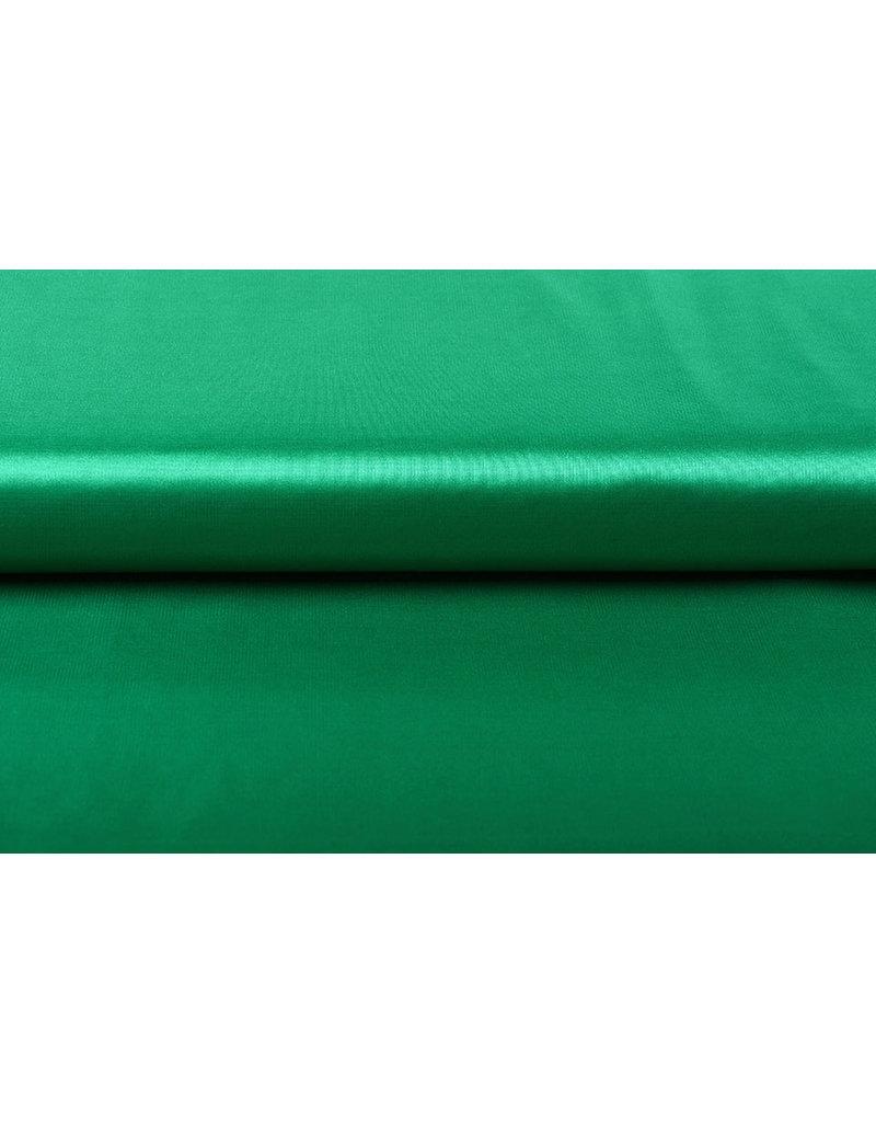 Charmeuse Futter Grün