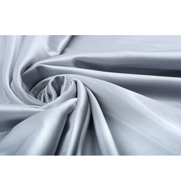 Charmeuse Lining Silver