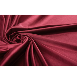 Charmeuse Lining Dark Red