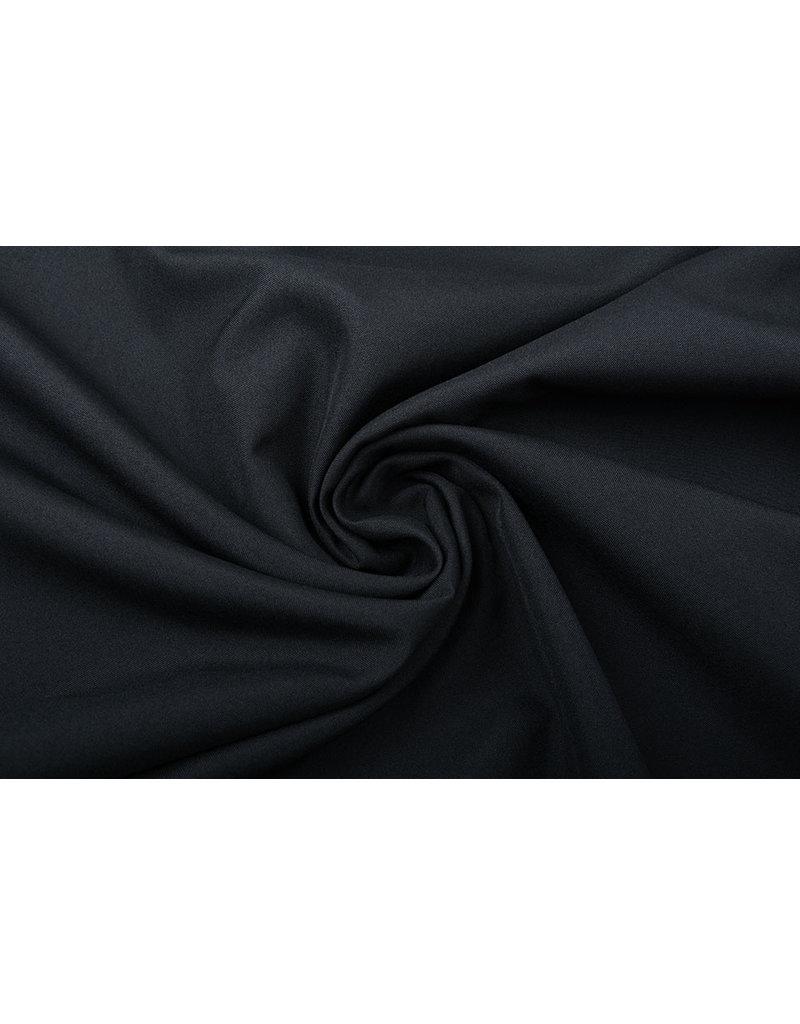 Bi-Stretch Zwart 3 Meter Breed