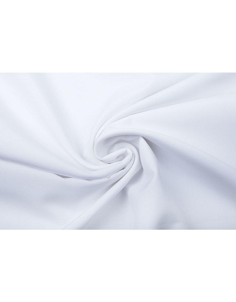 Bi-Stretch Weiß 3 Meter Breit