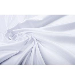 Charmeuse Lining White