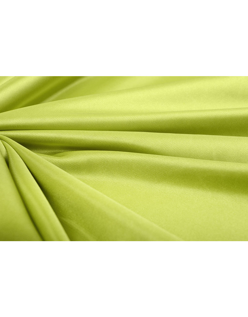 Charmeuse Voering Lime