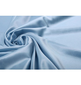 Charmeuse Lining Baby Blue