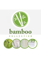 Oeko-Tex®  Bamboo Frottee Puderrosa
