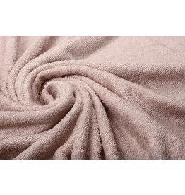 Oeko-Tex®  Bamboo Terry Cloth Powder Pink