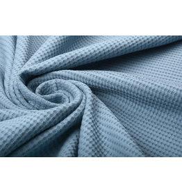 Stenzo Baby Jersey Waffelpiqué Baumwolle Jeans