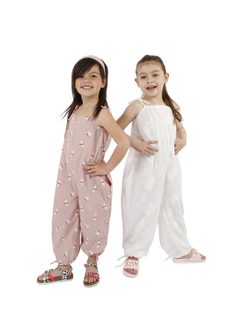 Annie do it yourself 102. Jumpsuit 116/134