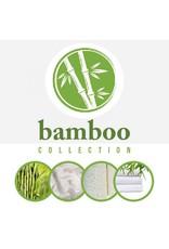 Oeko-Tex®  Bamboe Badstof Oranje Brique