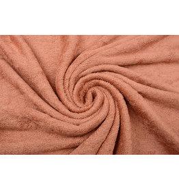 Oeko-Tex®  Bamboo Terry Cloth Orange Brique