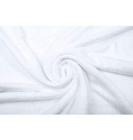 Oeko-Tex®  Bamboo Terry Cloth White
