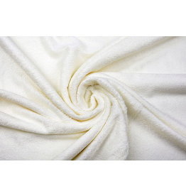Oeko-Tex®  Bamboo Terry Cloth Creme