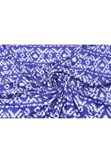 Lycra Trikot Saga Blau