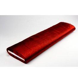 Organza Two-Tone Red-black