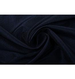 Crinkle Taft Dunkelmarineblau