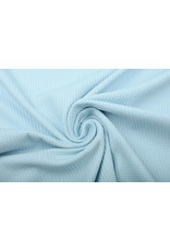 Stenzo Baby Jersey Wafel Katoen Baby Blauw