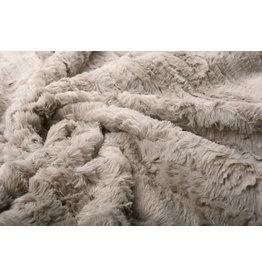 Short Hairy Fur Furla Beige