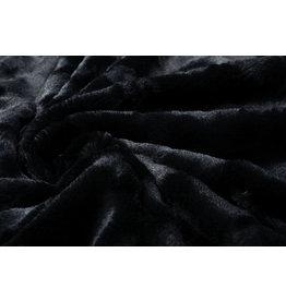 Kort Harige Bont Furrel Zwart