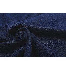 Lurex Dance Navy Blue