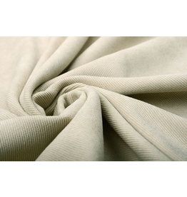 Rib Fabric 16 W Beige