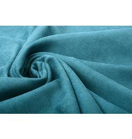 Rib Fabric 16 W Light Petrol