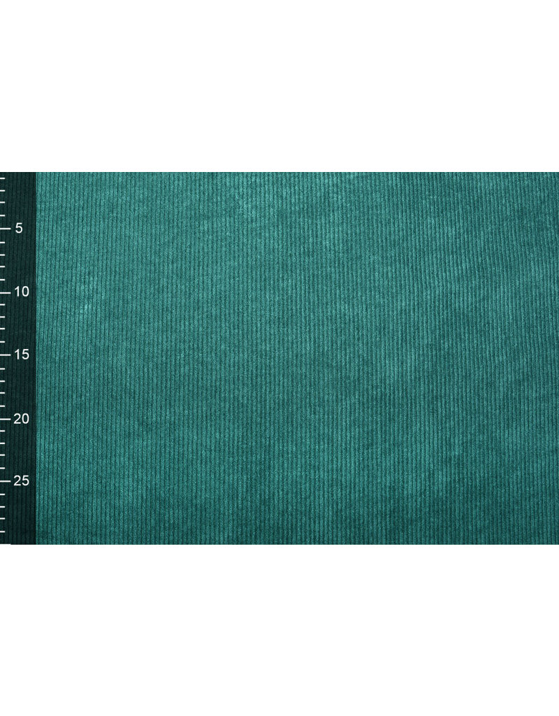 Cordstoff 8 W Seegrün