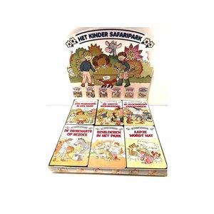 het kindersafaripark 6 boekjes