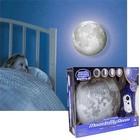 Maan in je slaapkamer nachtlamp