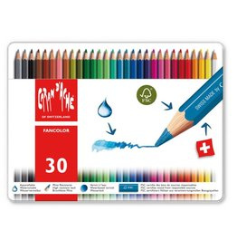 Caran d'Ache Fancolor box of 30