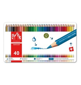 Caran d'Ache Fancolor box of 40