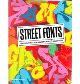 Street fonts  *Engelstalig