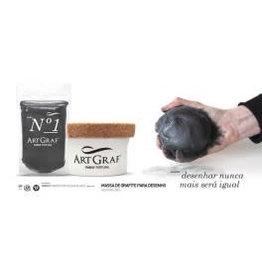 Viarco ArtGraf kneedbaar grafiet 150gr.