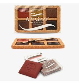 Viarco ArtGraf set of earth tones