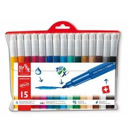 Caran d'Ache Fancolors maxi 15